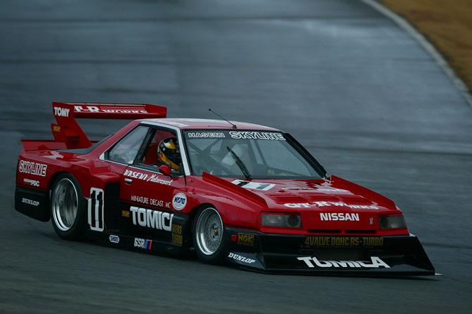 Retrospective Gt Gt Nissan Super Silhouette Racers Speedhunters