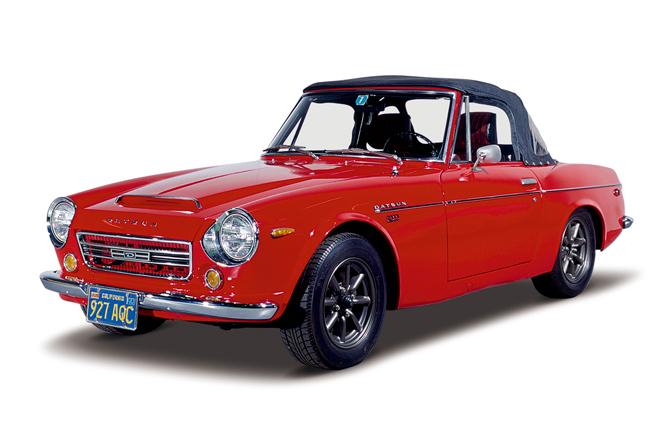 Retrospective>>the Nissan FairladyZ
