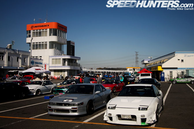 Event>>fall Time Drift & Grip Madness At Tsukuba