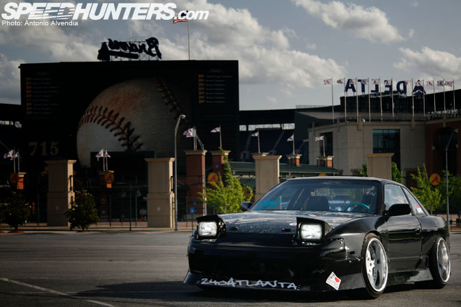 Car Feature>> Southeast Drift S13 In Atlanta