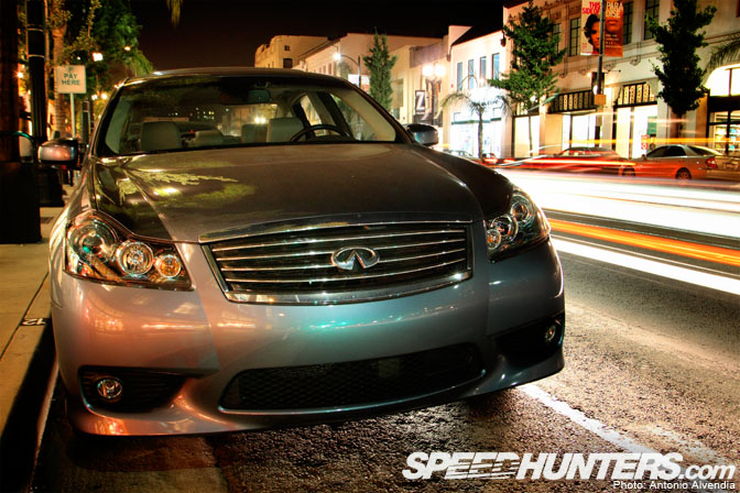 driving impression 2008 infiniti m45 sport speedhunters. Black Bedroom Furniture Sets. Home Design Ideas