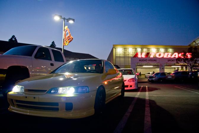 Event>> Jtuned Meet At Stanton AutobacsStore