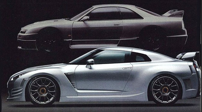 News>>lm Spec Gt-r In The Works?