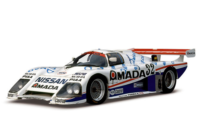 Retrospective>> Nissan At Le Mans