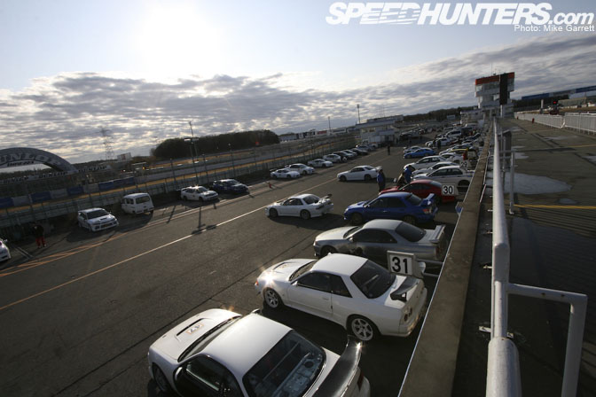 The 101>>tsukuba Time Attack