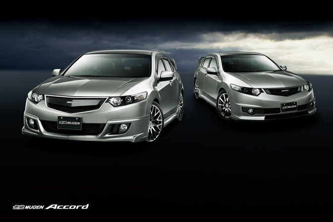 New Cars>>mugen HondaAccord