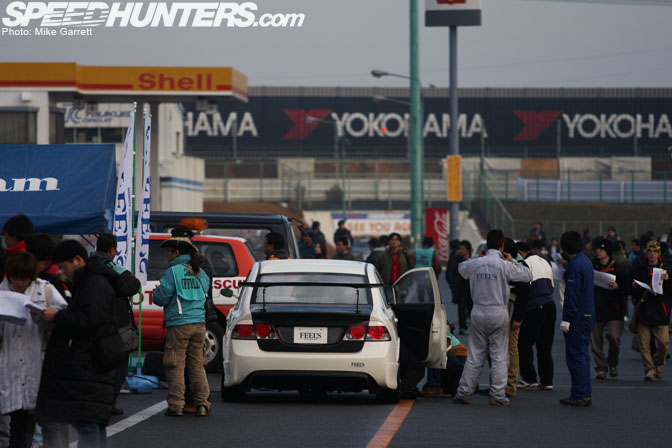 Event>>rev Speed Time AttackLifestyle