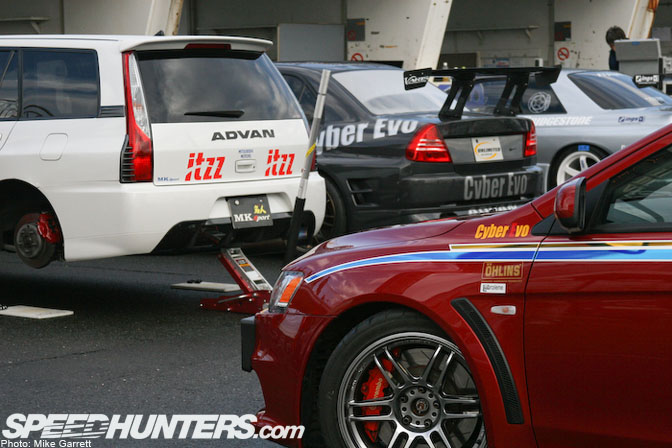 Cars Of>>revspeed Time AttackPt.1