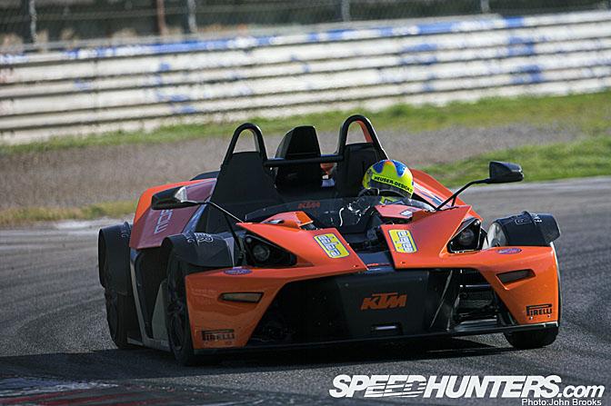 Car Feature>>ktmX-bow