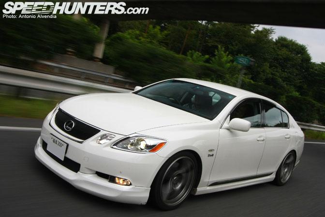 Car Spotlight>> Kumakubo's Gs450h And R35Gtr