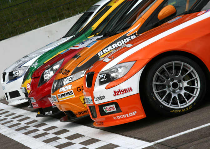 Review>>2008 British Touring CarChampionship