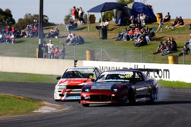 News>>drift Australia Cuts '09Season
