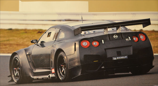 News More Nissan Gt R Fia Gt Spy Photos Speedhunters