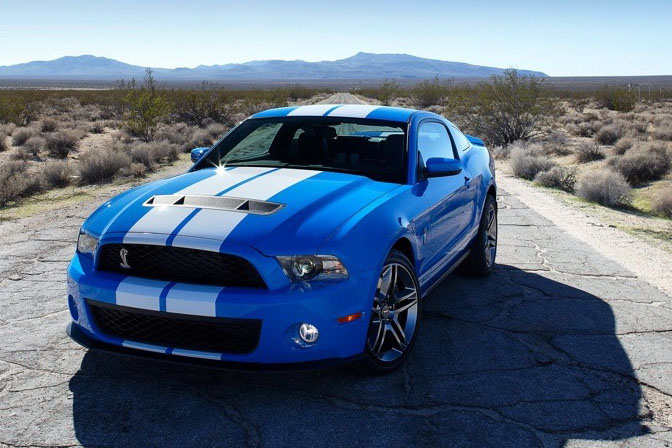 New Cars Shelby Gt Mustang Speedhunters - New cars 2010
