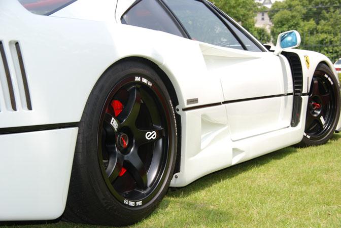 Car Spotlight>> Liberty WalkF40