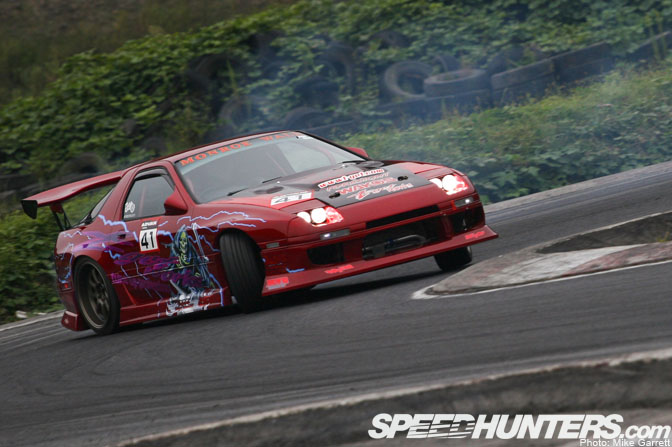 Archive>>privateer Drift Rx7's In The Usa & Japan