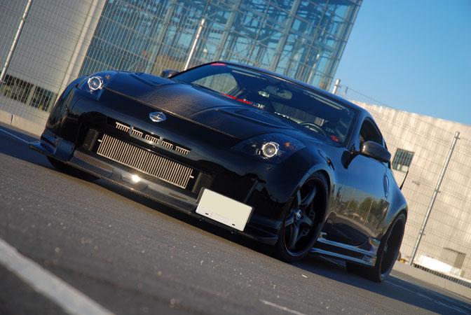 Car Spotlight>>nissan 420z TwinTurbo