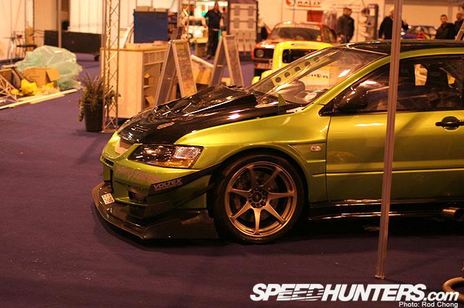 Car Spotlight>> Norris Designs Swb Evo @ AutosportShow