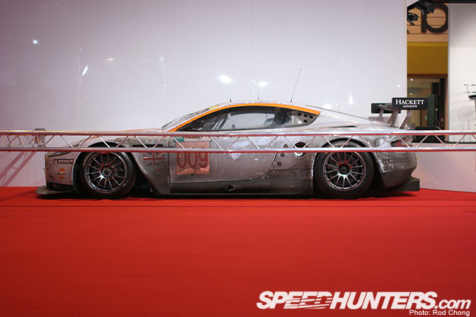 Event>>autosport Show Pt2: RaceCars