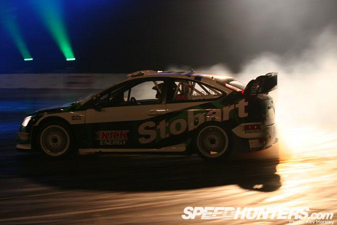 Gallery>>autosport Show Live ActionArena