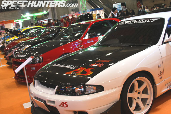 Gallery>>the Skylines Of Auto Salon