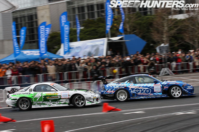 Event>>d1gp Kick Off @ Auto Salon