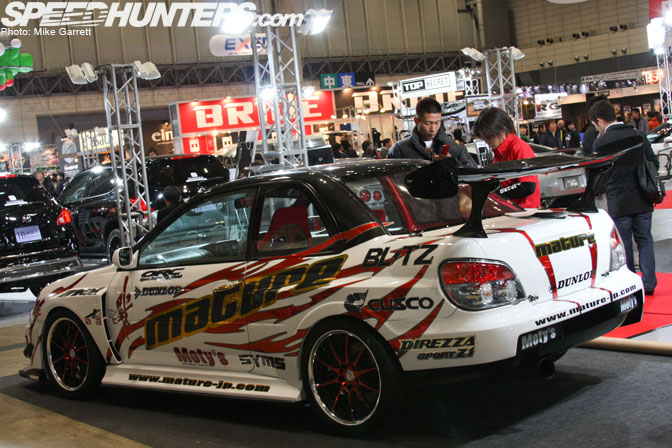 Gallery>>the Subarus Of Auto Salon