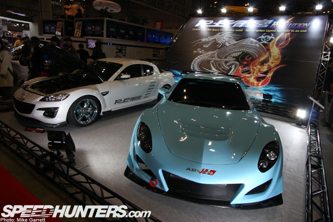 gallery mazda at tokyo auto salon speedhunters. Black Bedroom Furniture Sets. Home Design Ideas