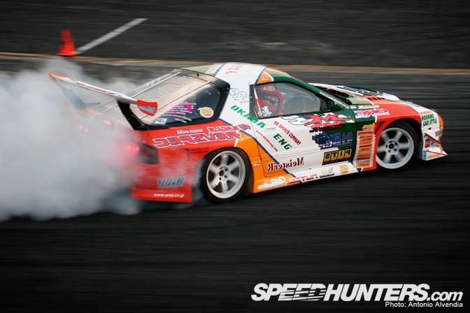 Archive>> Hoshino's Famous D1gp Fc3sRx7