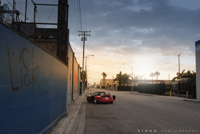 Carlife>> The Kinod Socal Roadster Lifestyle