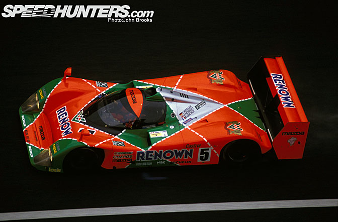 Retrospective>>mazda Mx-r01 And 1992 – The End Of TheLine