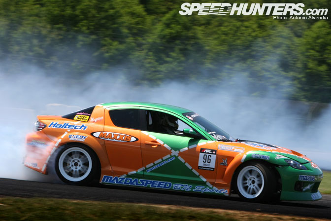 Car Feature>>tony Angelo's Rx8