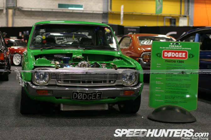 Gallery>> Vintage Tin At 4&rotary Nationals Nz