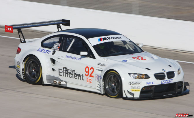 Event>>alms 2009 Winter Test, Sebring
