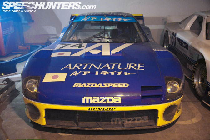 Car Spotlight>> Art Nature Lemans Mazda Fc3s Rx7