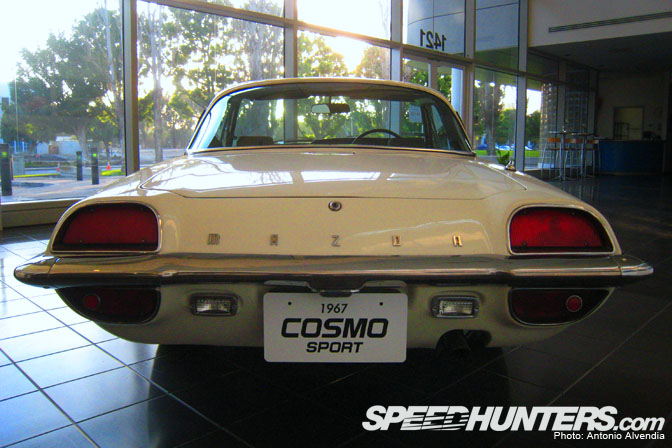 Random Snap>> 1967 Mazda CosmoSport