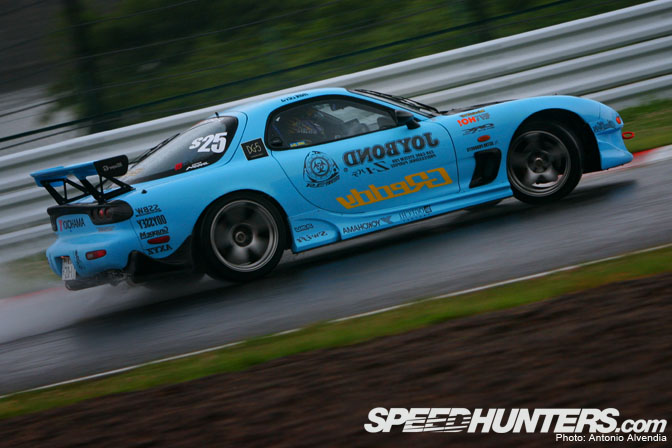 Random Snap>> Re Amemiya Fd3s At Suzuka Circuit