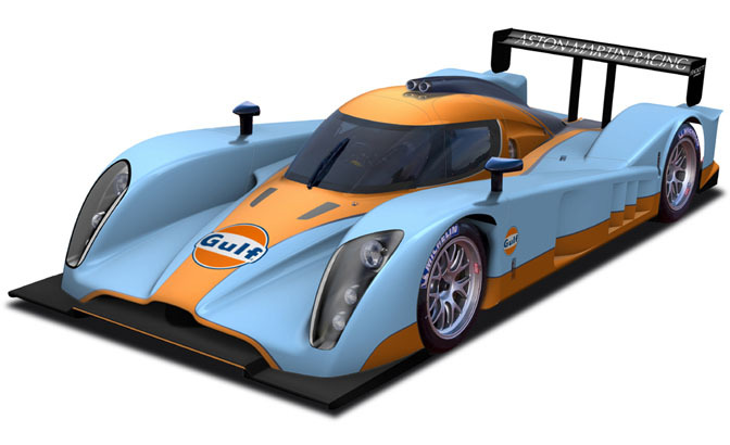 New Cars>> Aston Martin Aim For Le Mans Win