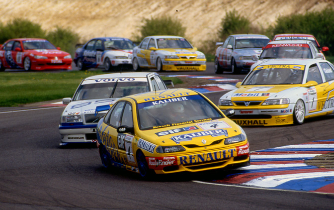 Retrospective>>btcc Super Touring Years Pt.2