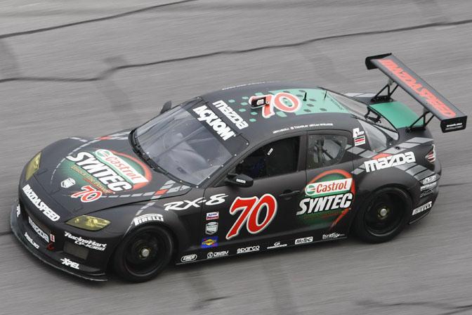 Random Snap>> Mazdaspeed Rx8s At Daytona24h!