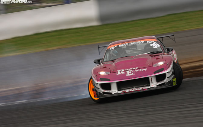 Desktops>>r-magic D1gp Rx7 At Fuji Speedway