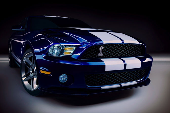 New Cars2010 Shelby Gt500 Mustang  Speedhunters
