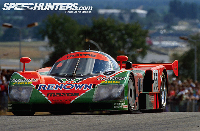 retrospective 55 special mazda 787b and 1991 le mans speedhunters. Black Bedroom Furniture Sets. Home Design Ideas