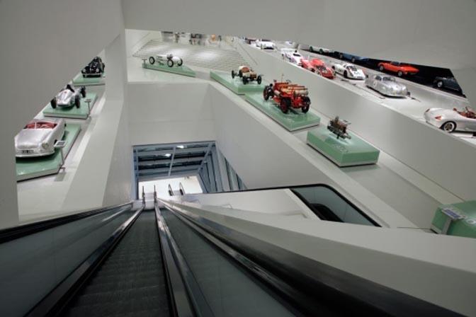 News>>porsche Museum Opens InStuttgart