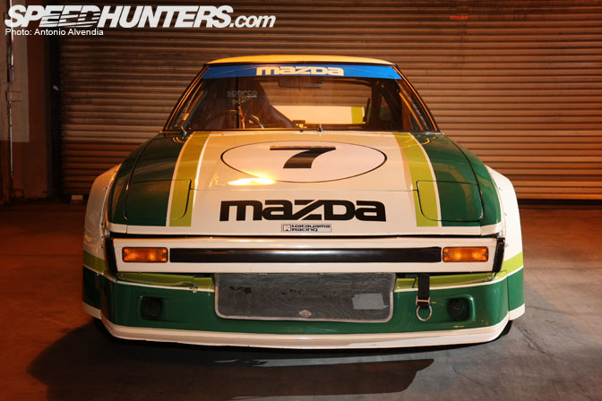 Car Feature>> John Morton's Imsa Sa22c Rx7