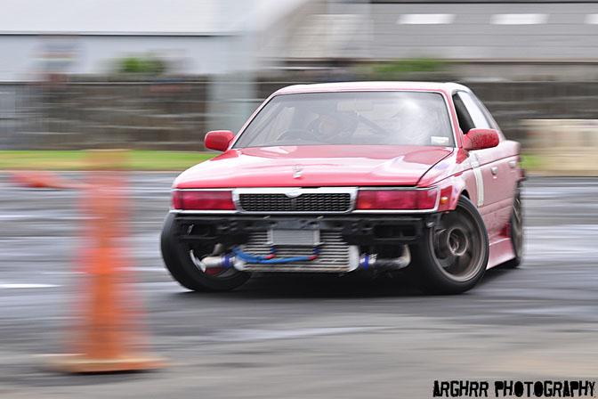 Event>>drift Practice InNz
