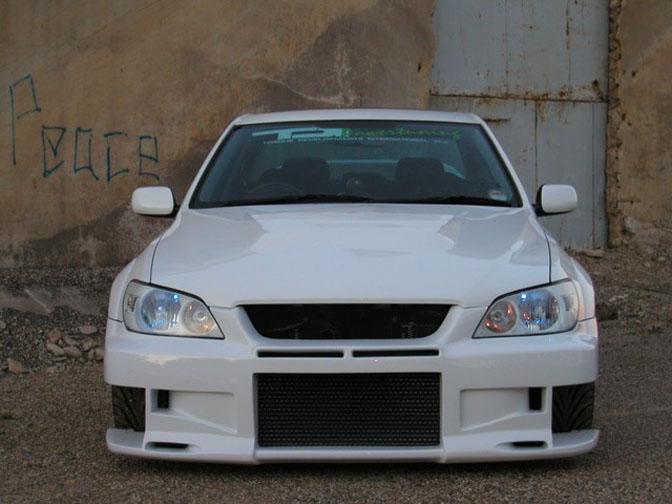 Car Spotlight>> MenacingLexus
