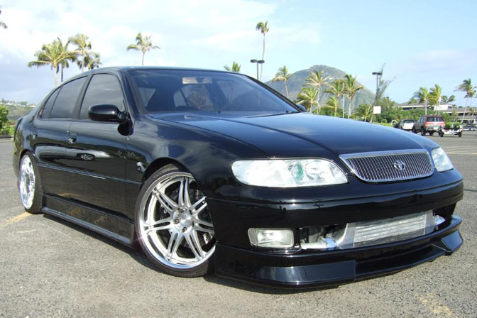 Car Spotlight>> Say Aloha To This Dori-vip Aristo!