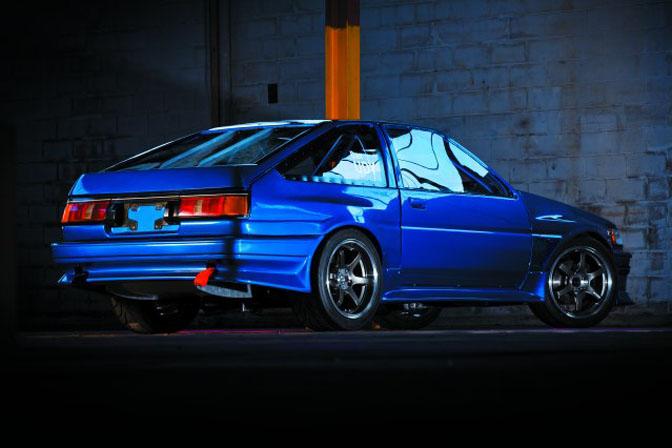 Car Spotlight >> Nz  Levin Gt-v EnduranceRacer
