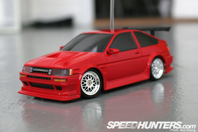 Collectables>> Takara Tomy Drift PackageAe86